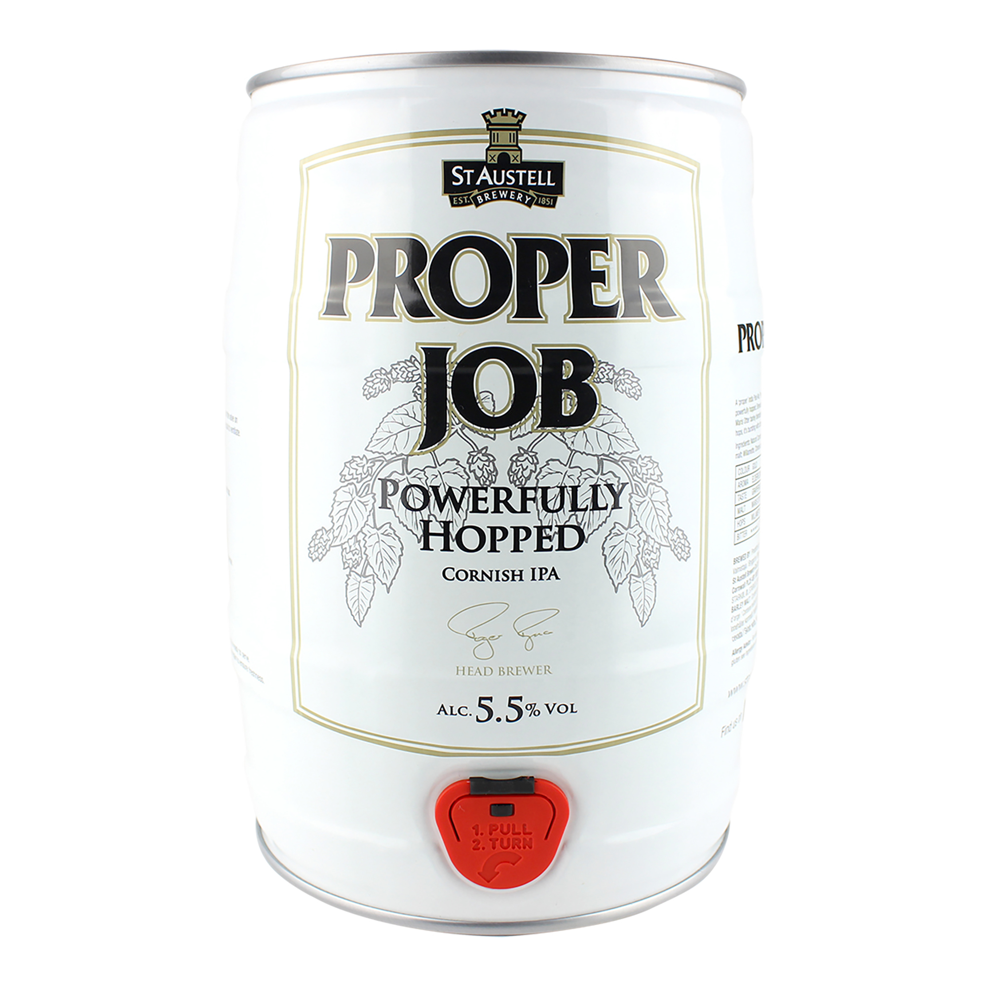 Proper Job 5 Litre Mini Keg