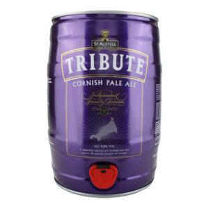 Tribute Ale (5 Litre Mini Keg)