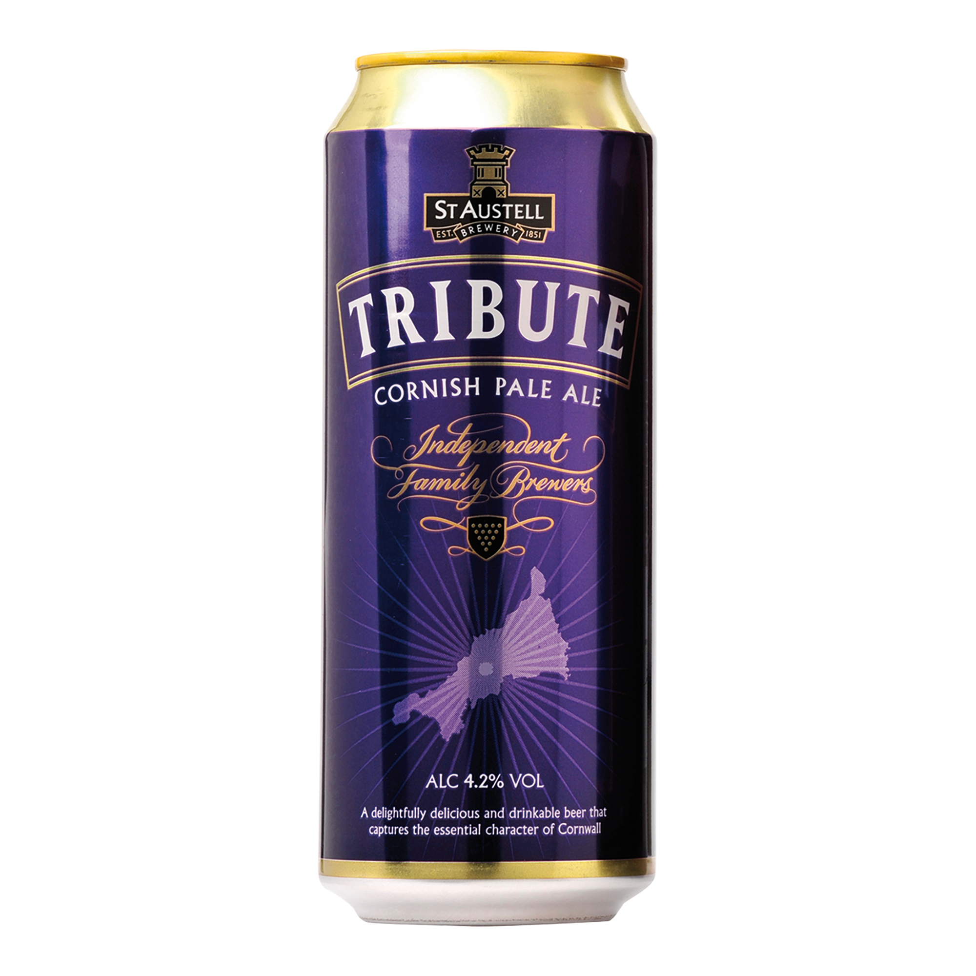 Tribute 500ml Can
