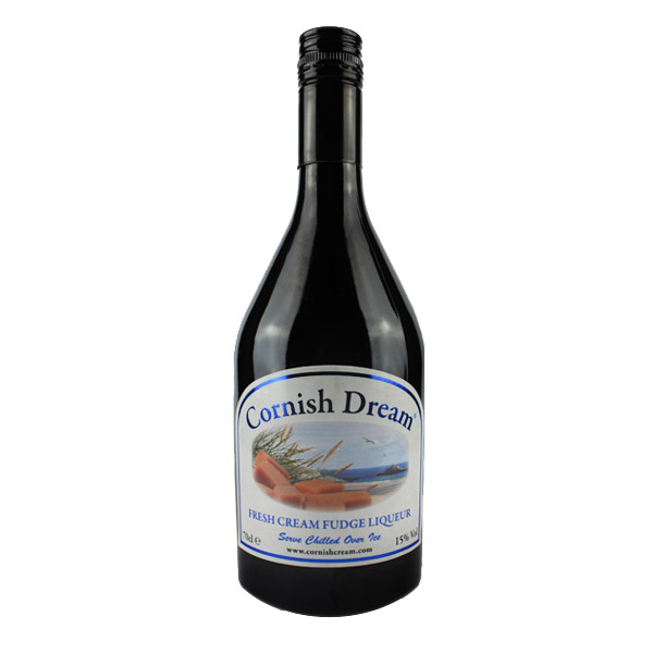 Cornish Dream Liqueur
