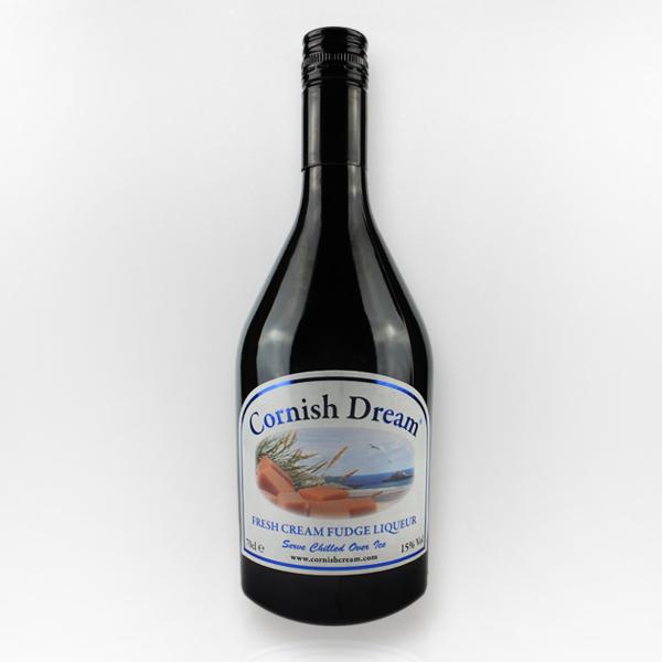 Cornish Dream Liqueur