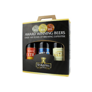 Award Winning Beers Three Bottle Gift Pack
