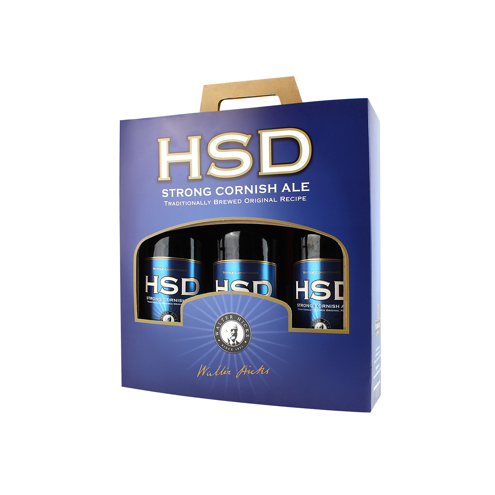 HSD Three Bottle Gift Pack