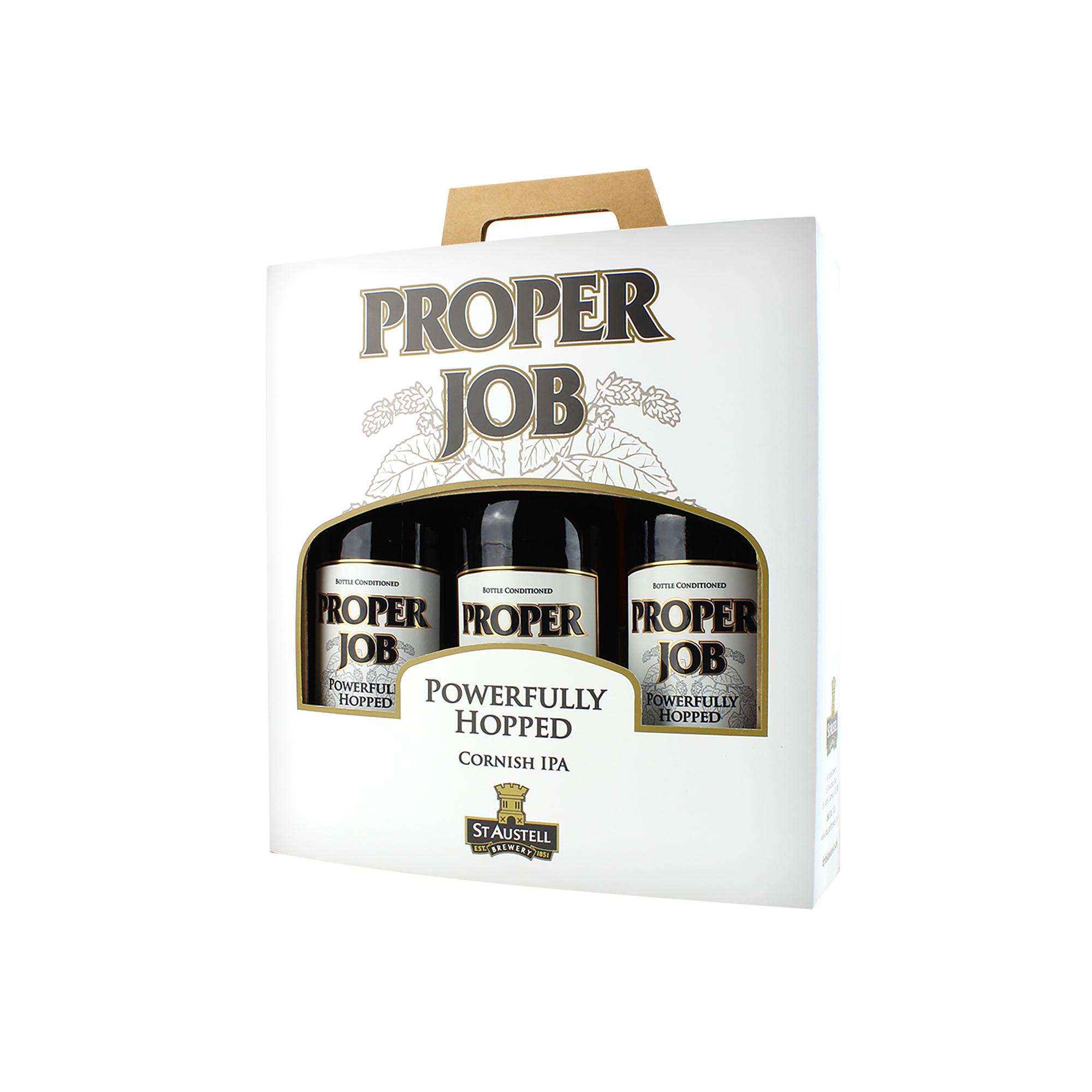 Proper Job Three Bottle Gift Pack