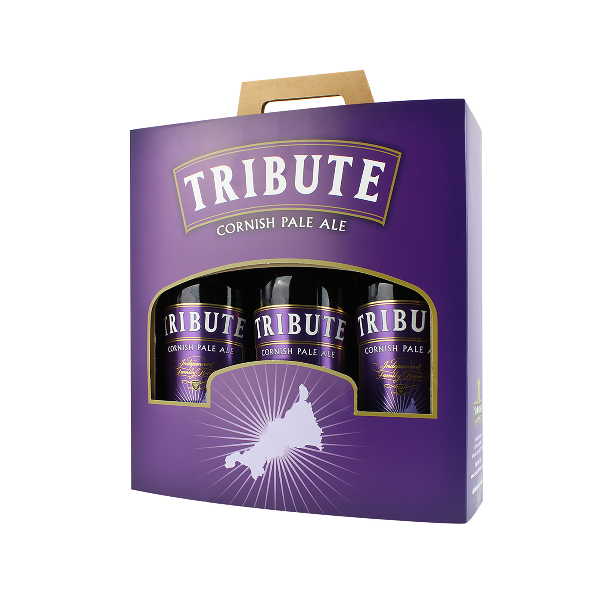 Tribute Three Bottle Gift Pack
