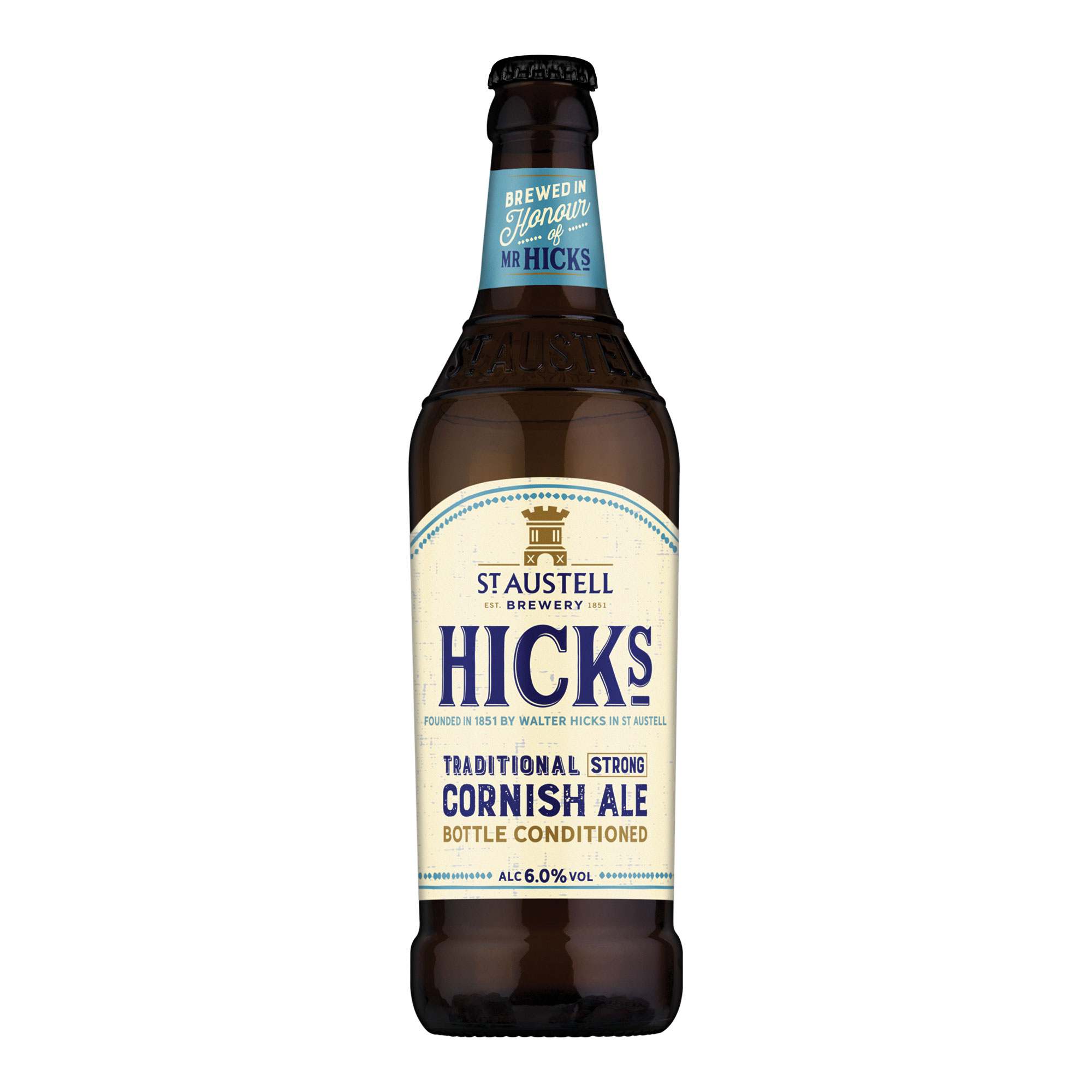 Hicks—NEW-Bottle