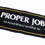 Proper Job Bar Towel