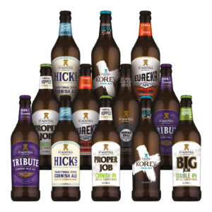 Mixed Beers Case (12 x 500ml bottles)