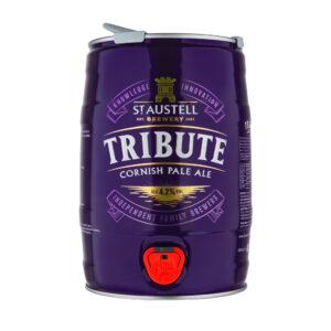 Tribute (5 Litre Mini Keg)