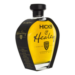Hicks & Healey Cornish Whiskey, 50cl