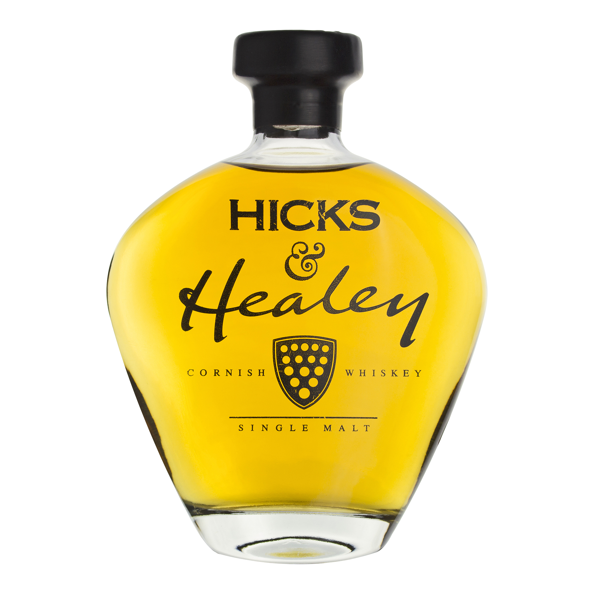 Hicks & Healey Cornish Whiskey