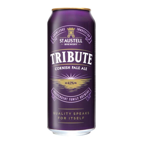 Tribute Can