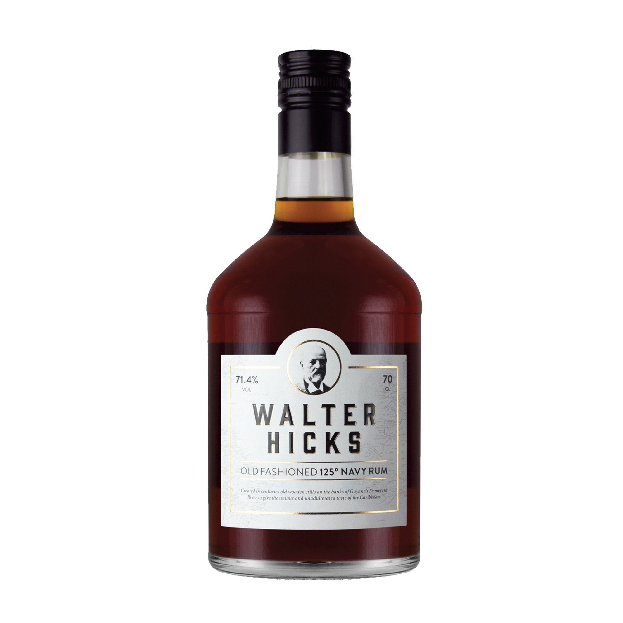 Walter Hicks Navy Rum
