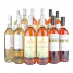 12 Bottle Rosé Wine Mixed Case