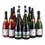 12 Bottle Sparkling Wine Mixed Case