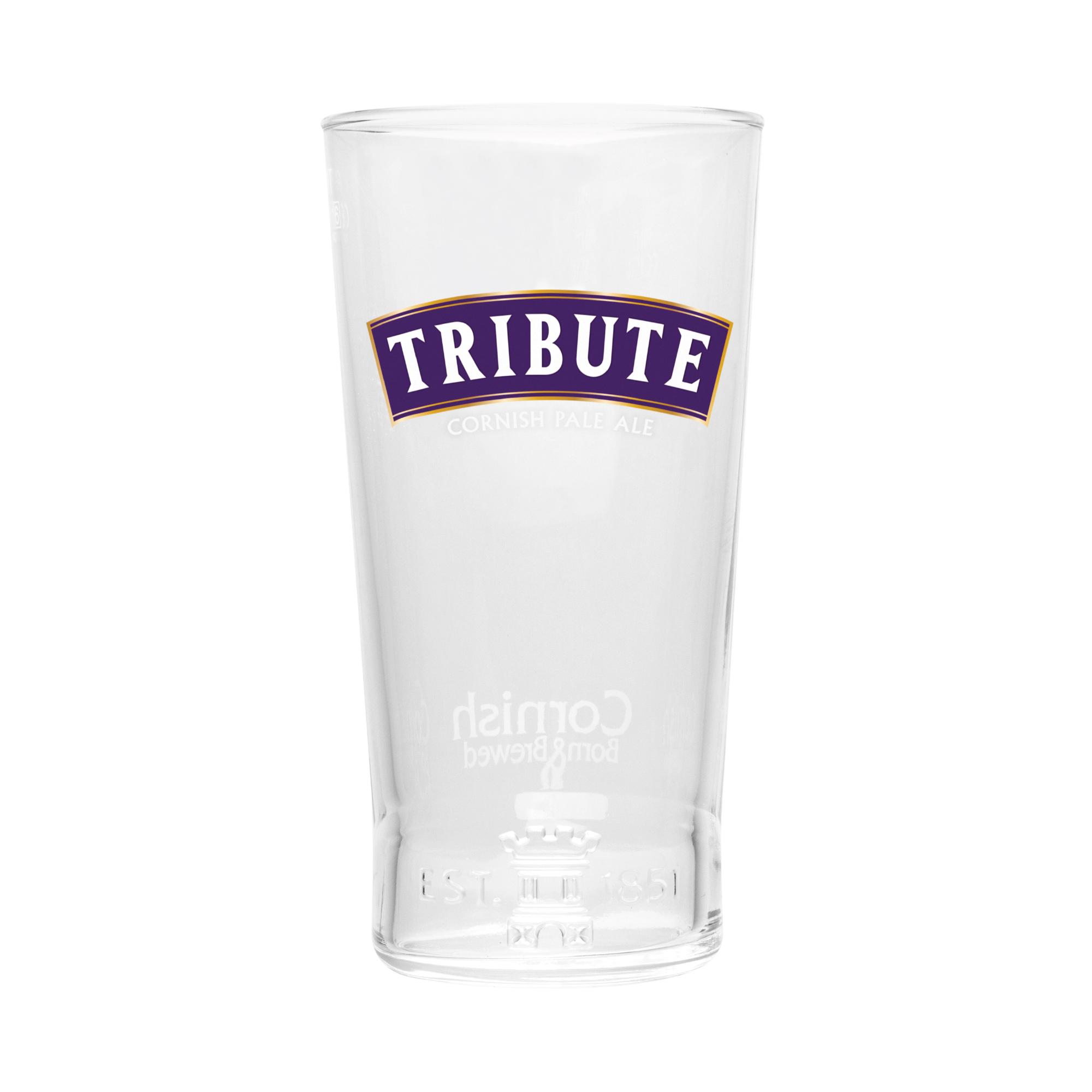 Tribute Pint Glass