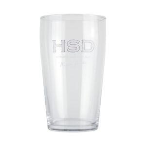 4 x HSD Pint Glasses