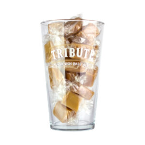 Tribute Fudge Glass