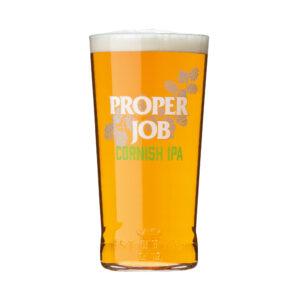 4 x Proper Job Pint Glasses