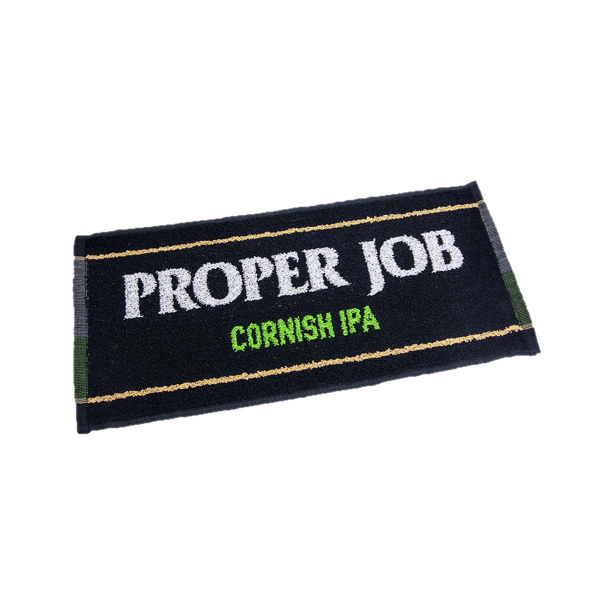 Proper Job bar towel