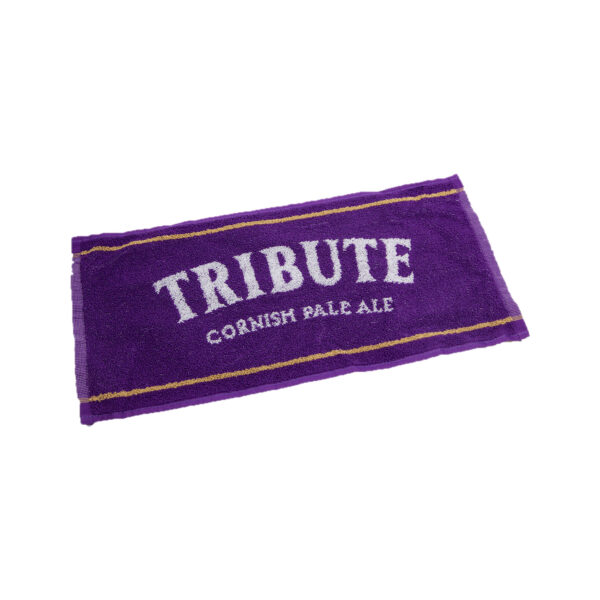 Tribute Ale bar towel