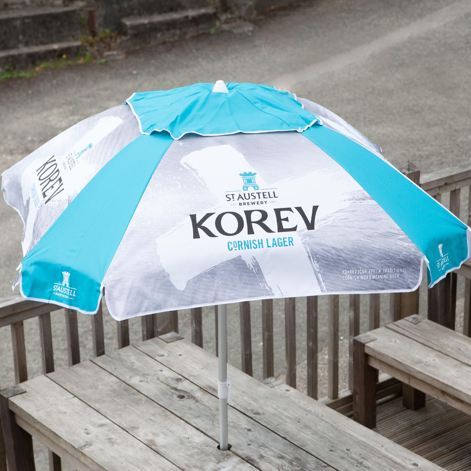 Korev parasol