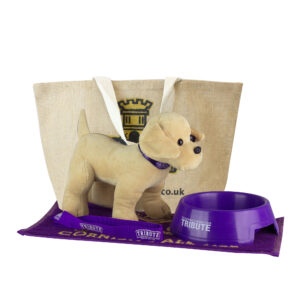 Tribute Puppy Gift Bag