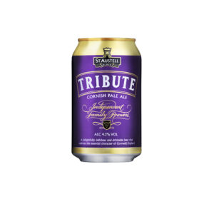 Tribute Ale (24 x 330ml Cans)