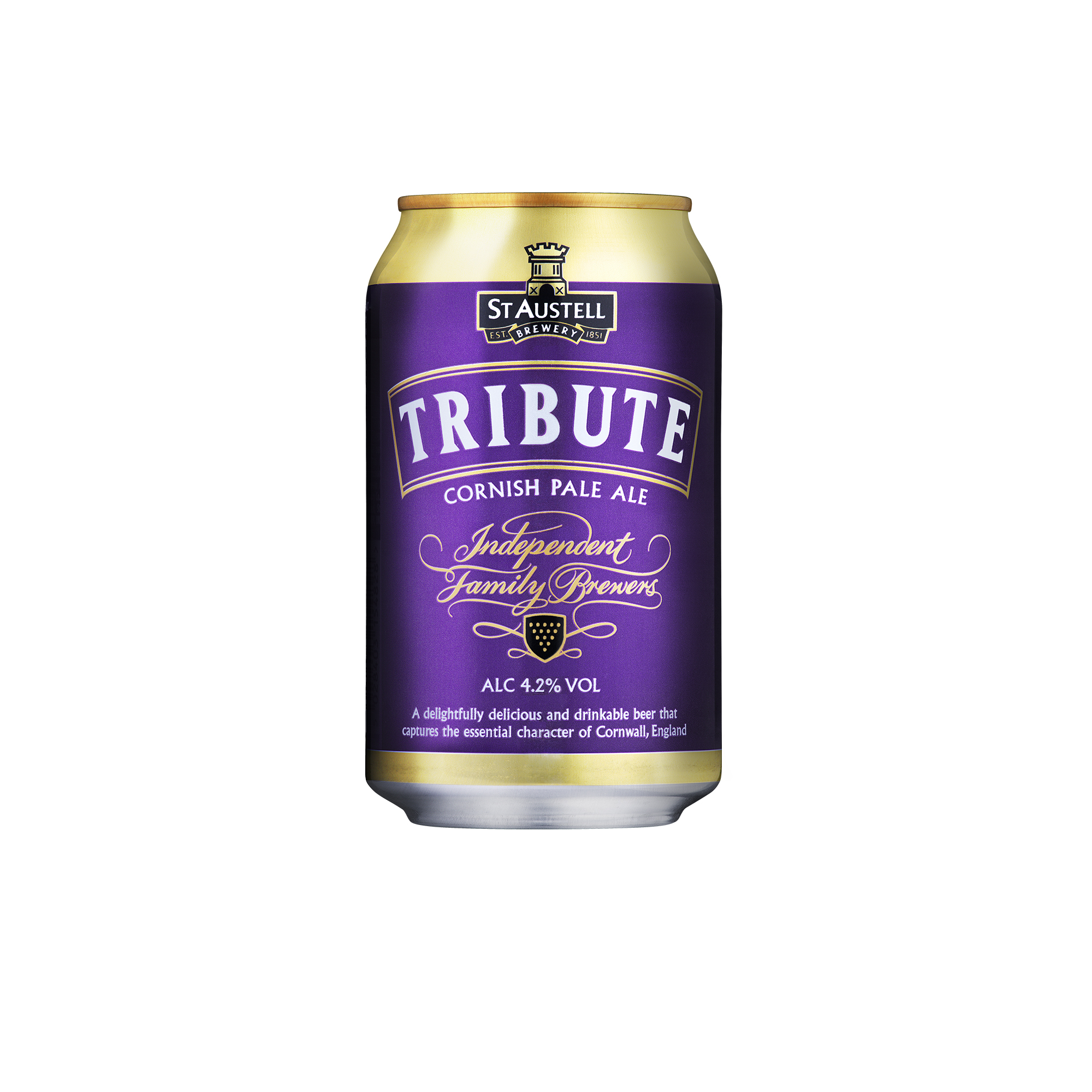 Tribute 330ml Can