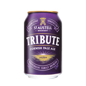 Tribute (24 x 330ml Cans)