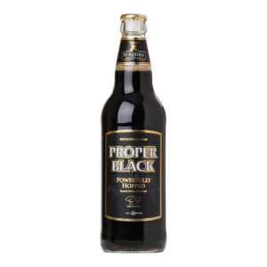 Proper Black (12 x 500ml bottles)