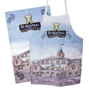 Apron and Teatowel Gift Set