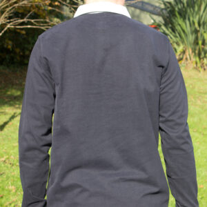 Navy Rugby Jersey