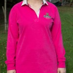 Pink Rugby Jersey