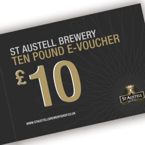 St Austell Brewery E-Voucher