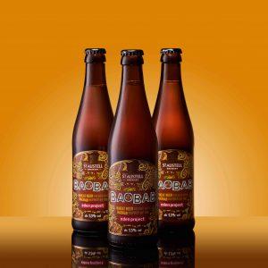 Baobab wheat beer (12 x 330ml)