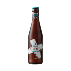 Korev Lager 330ml bottles
