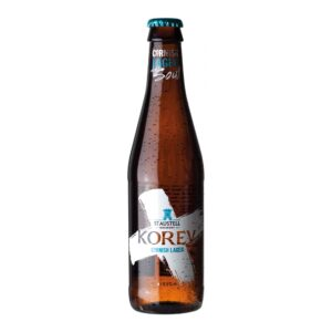Korev Lager (12 x 330ml bottles)