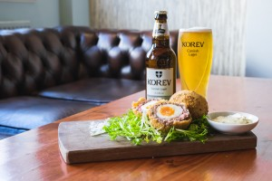 Hog's Pudding Scotch Egg