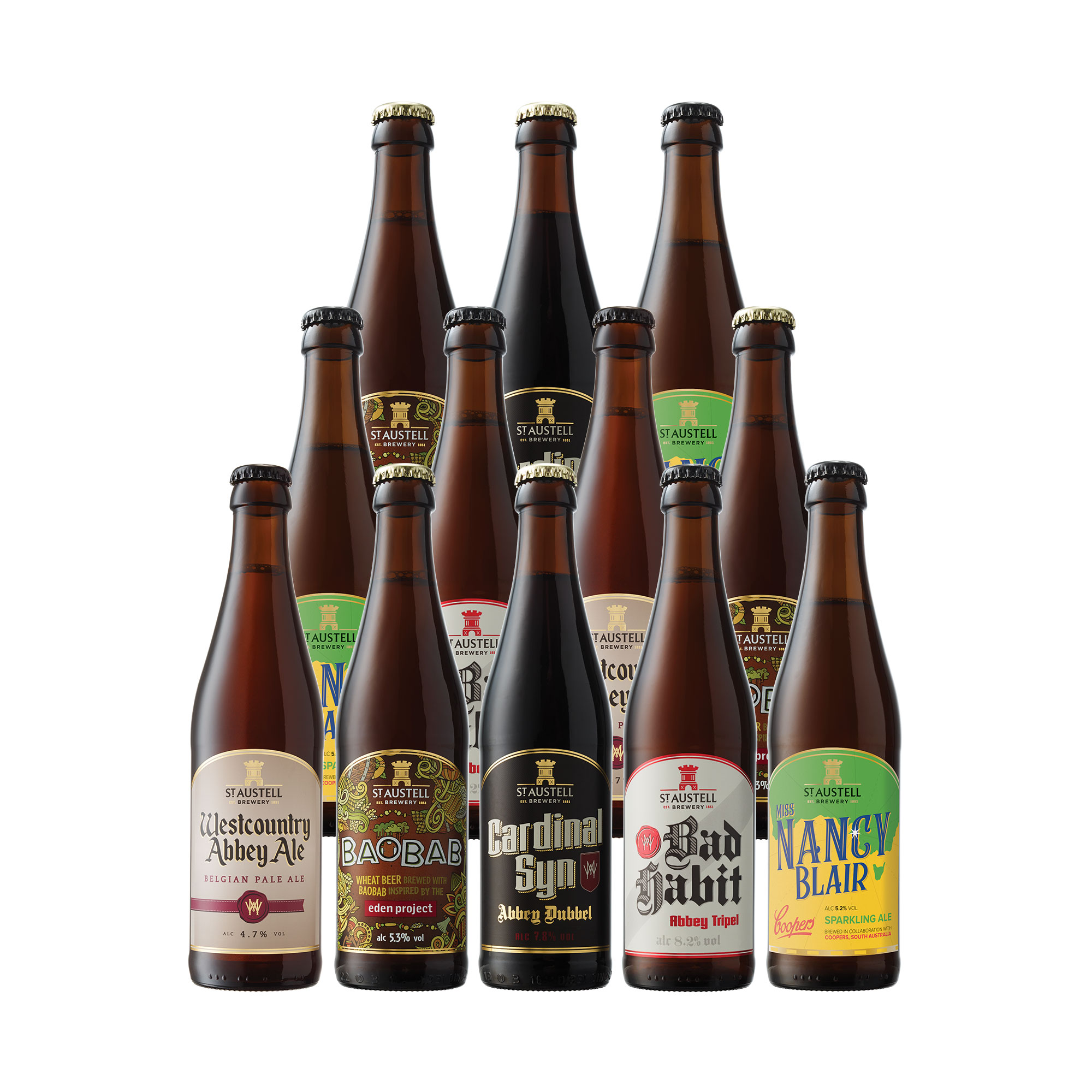 Small Batch Brews Mixed Case
