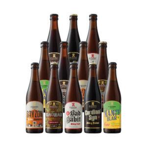 330ml Mixed Case (12 x 330ml bottles)