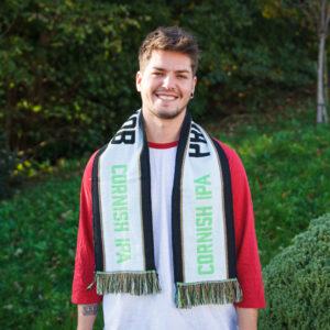 Proper Job scarf