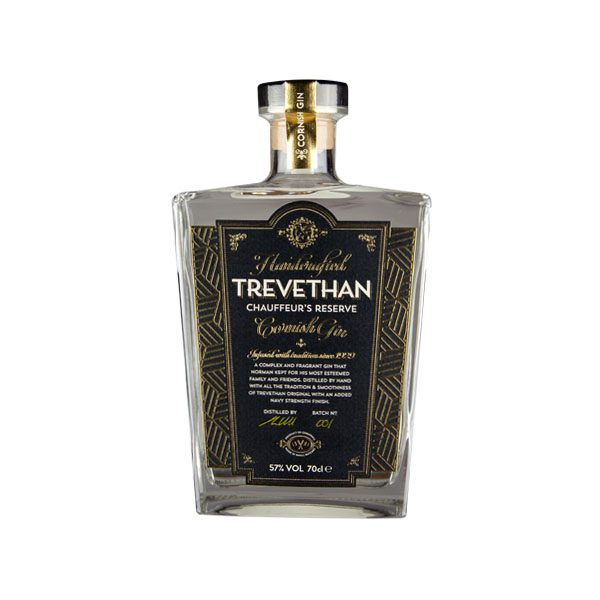 Trevethan Chauffeur's Reserve Gin