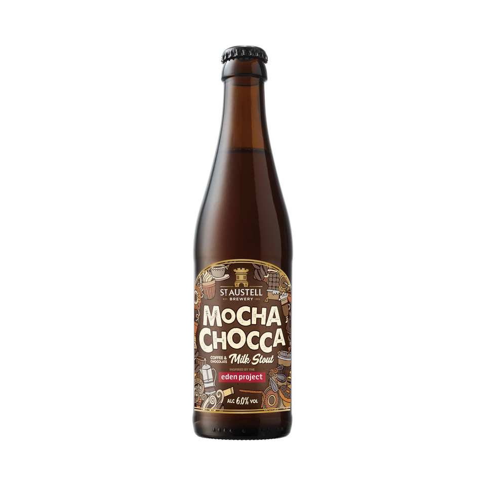 Mocha Chocca Milk Chocolate Stout