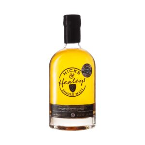 Hicks & Healeys Single Malt Whiskey 70cl