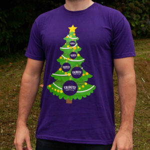 Tribute Christmas T-shirt