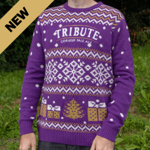 Tribute Christmas Jumper 2018