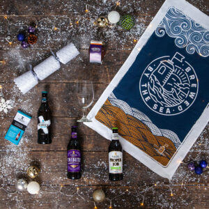 Brewed by the sea gift pack