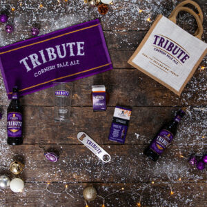 Tribute gift pack