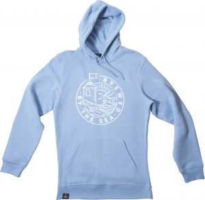 Brewed By The Sea Hoodie